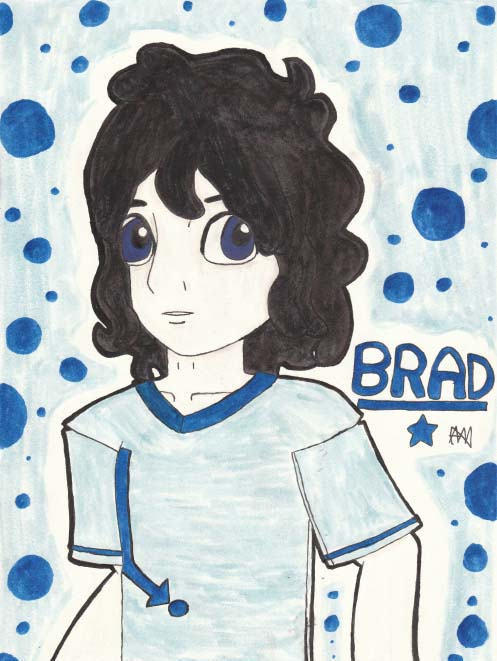 Brad by A-Rag-Doll