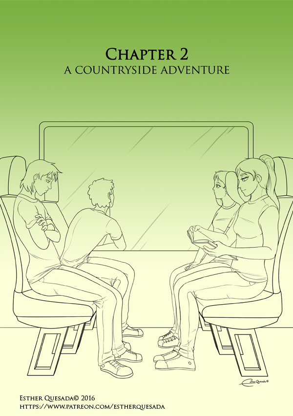 Chapter 2: A countryside adventure