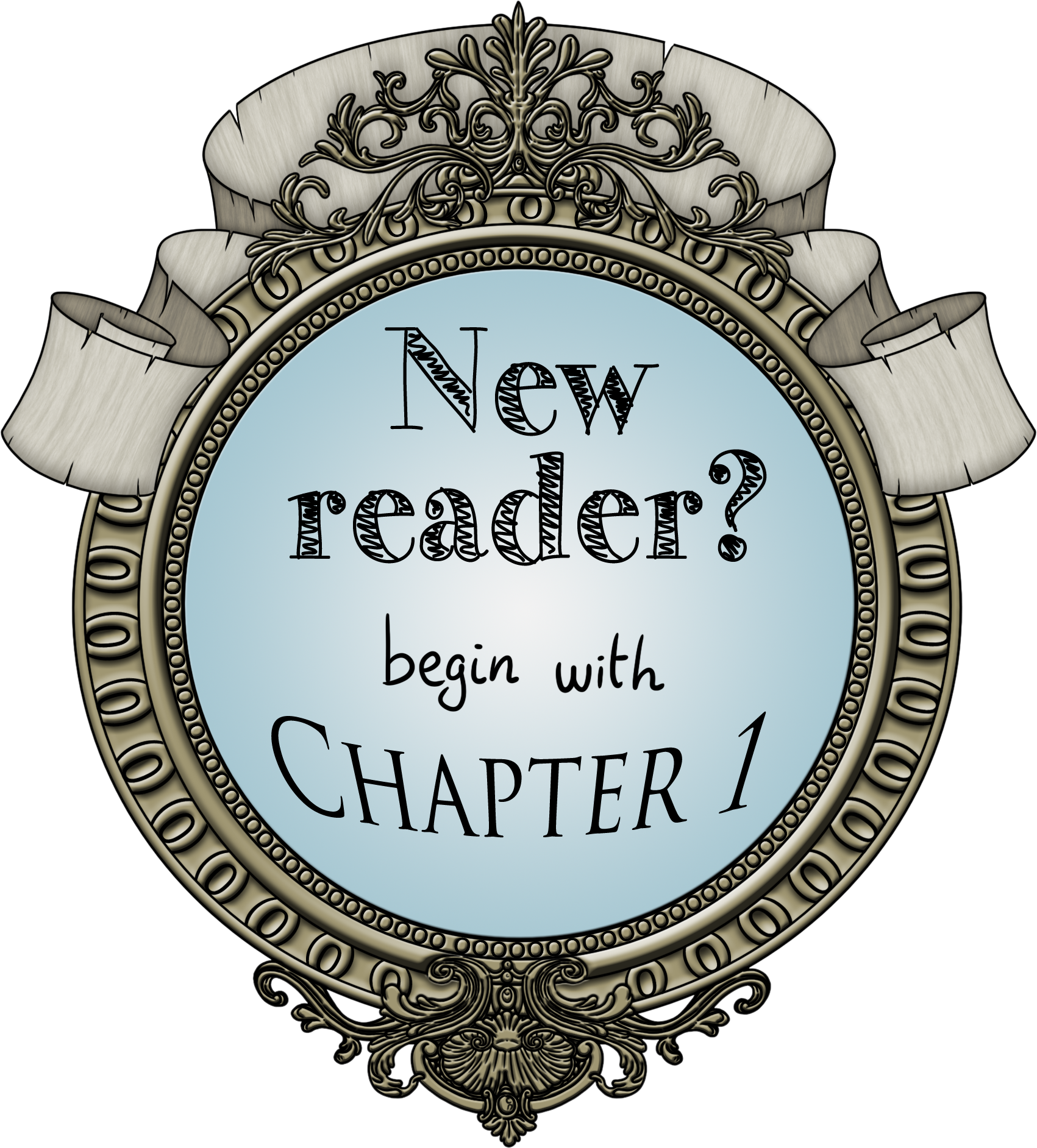 New reader? Begin here!