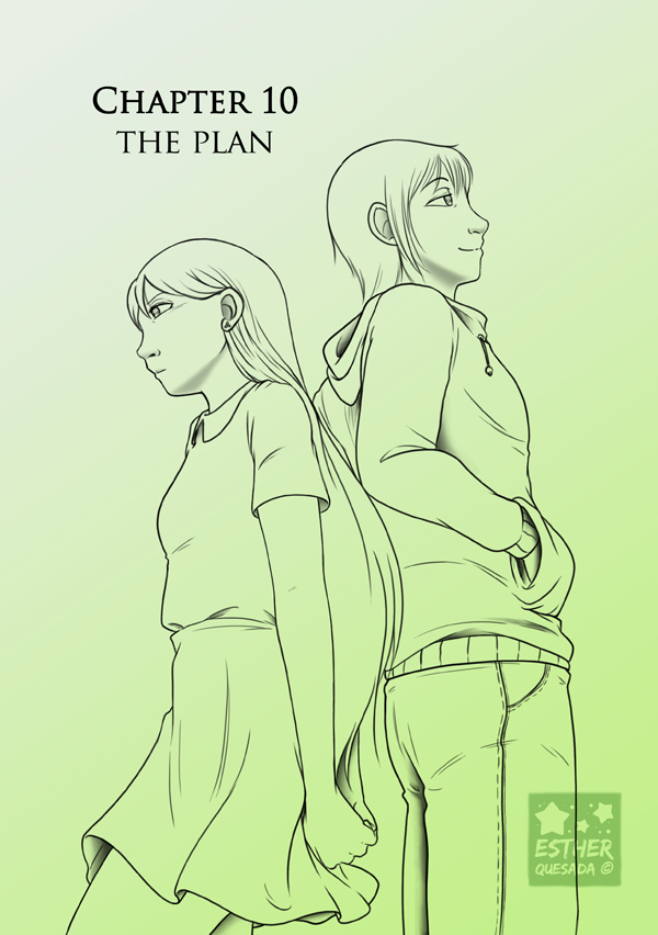 Chapter 10: The plan